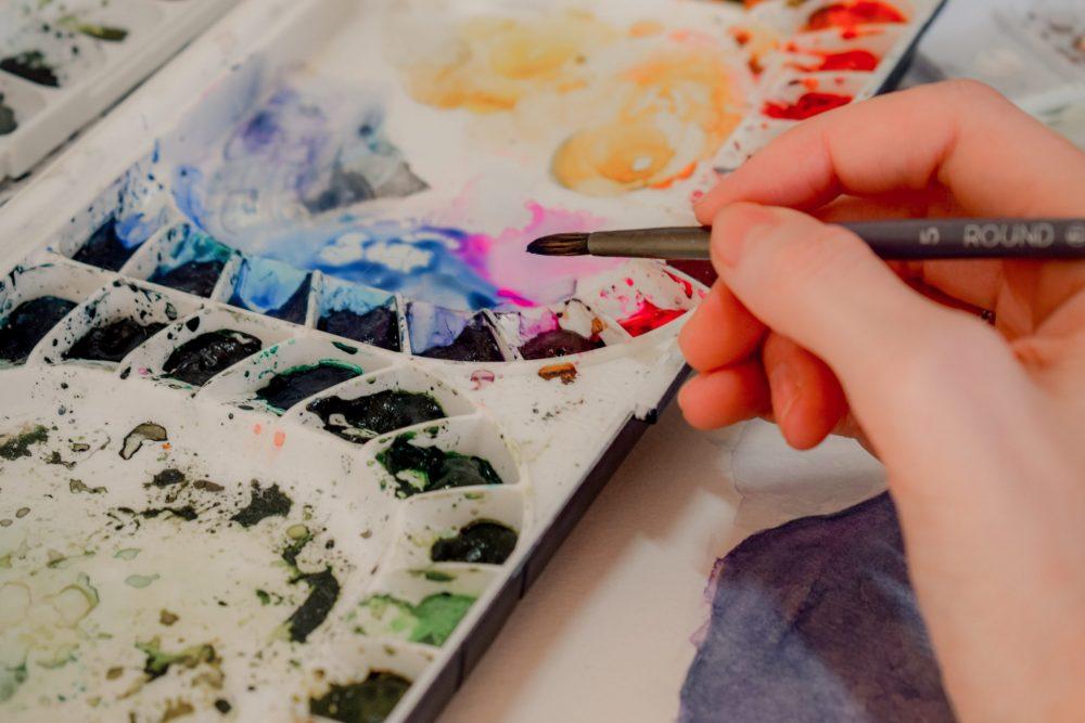 Arte | Pinceles y más